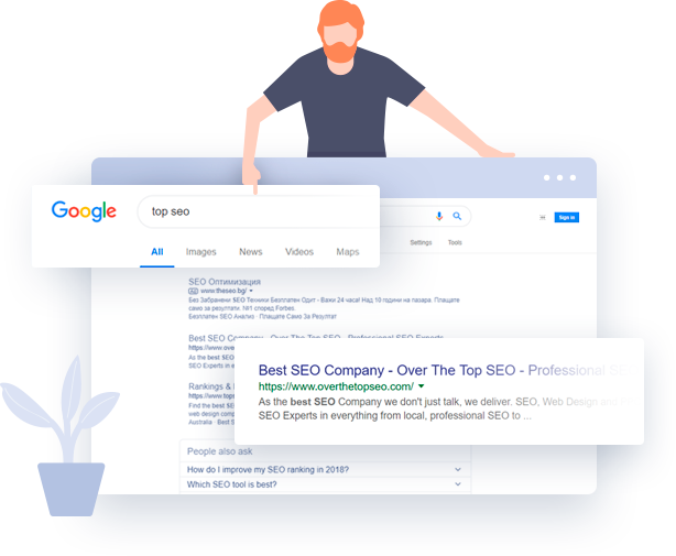 SEO Company - Award-Winning Professional SEO Experts - OTT 2019