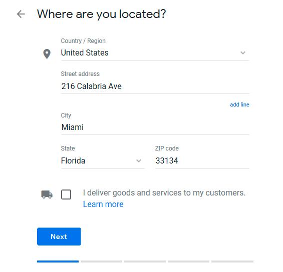 google maps jacksonville zip codes
