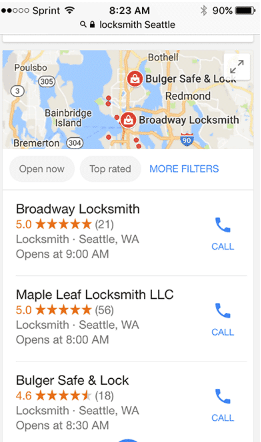local pack seo services, Local Pack  Services, Over The Top SEO