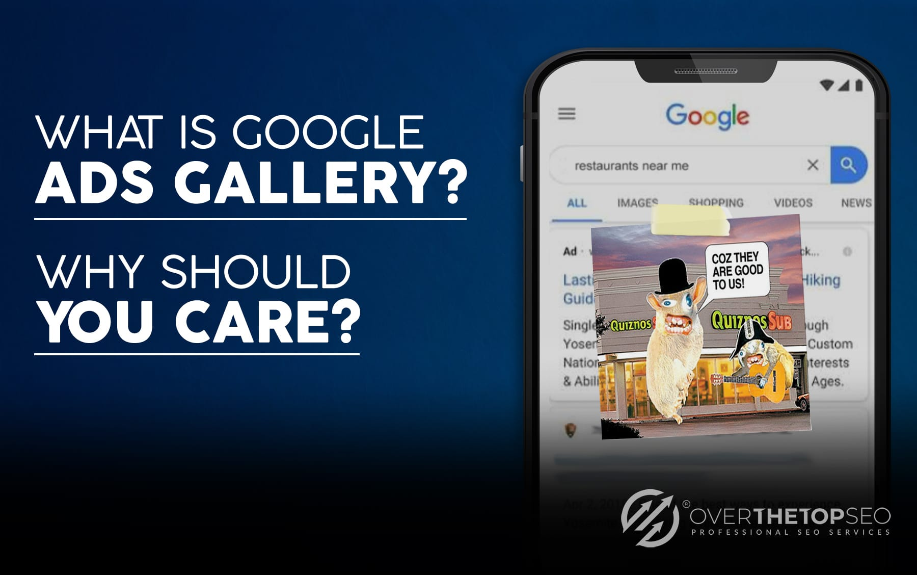 What is Google Ads Gallery? Why Should You Care?