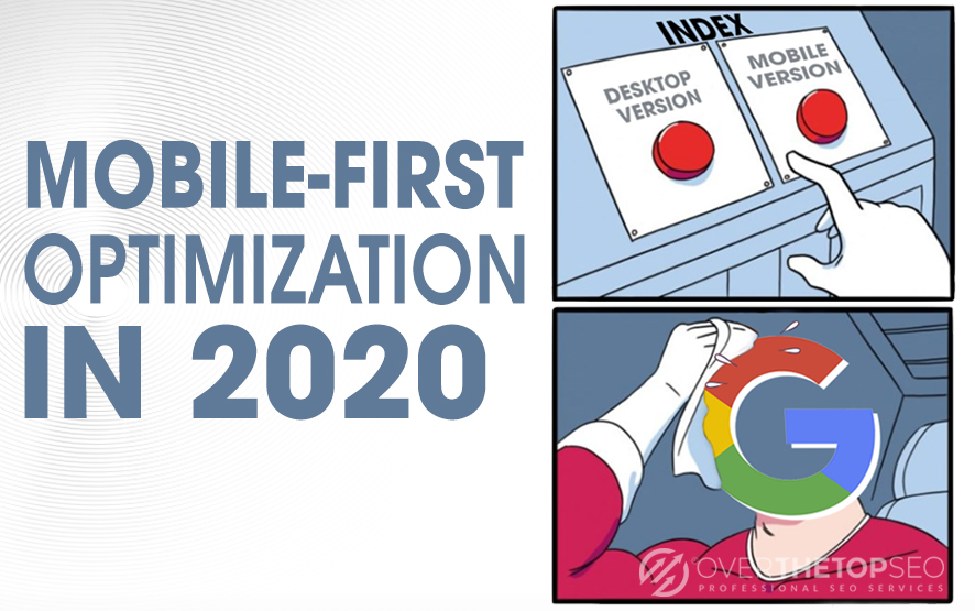 3 Big No-noes of Mobile-first Optimization in 2020