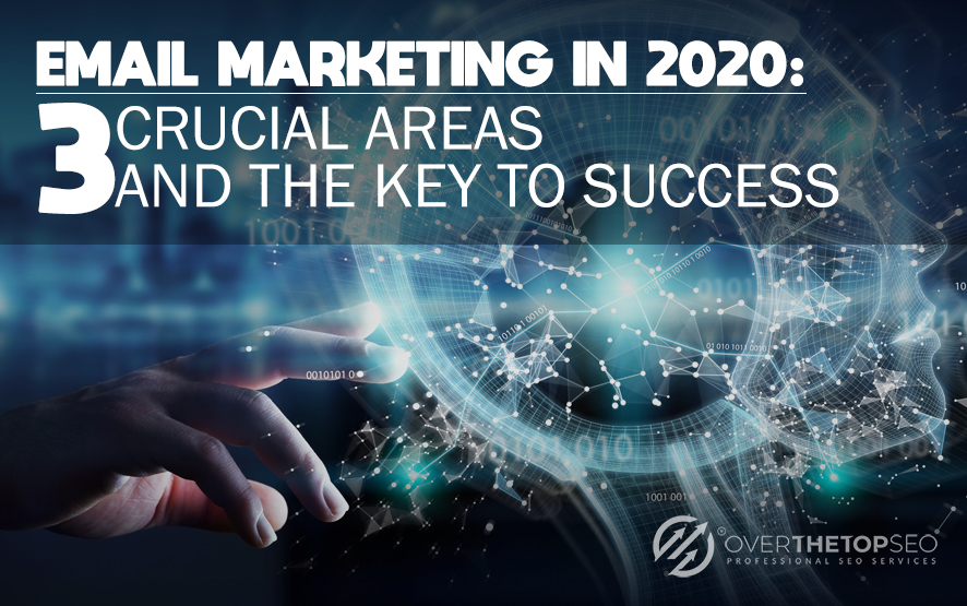 Email Marketing in 2020: 3 Crucial Areas and the Key To Success