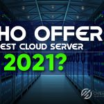 Title image for the best cloud server in 2021
