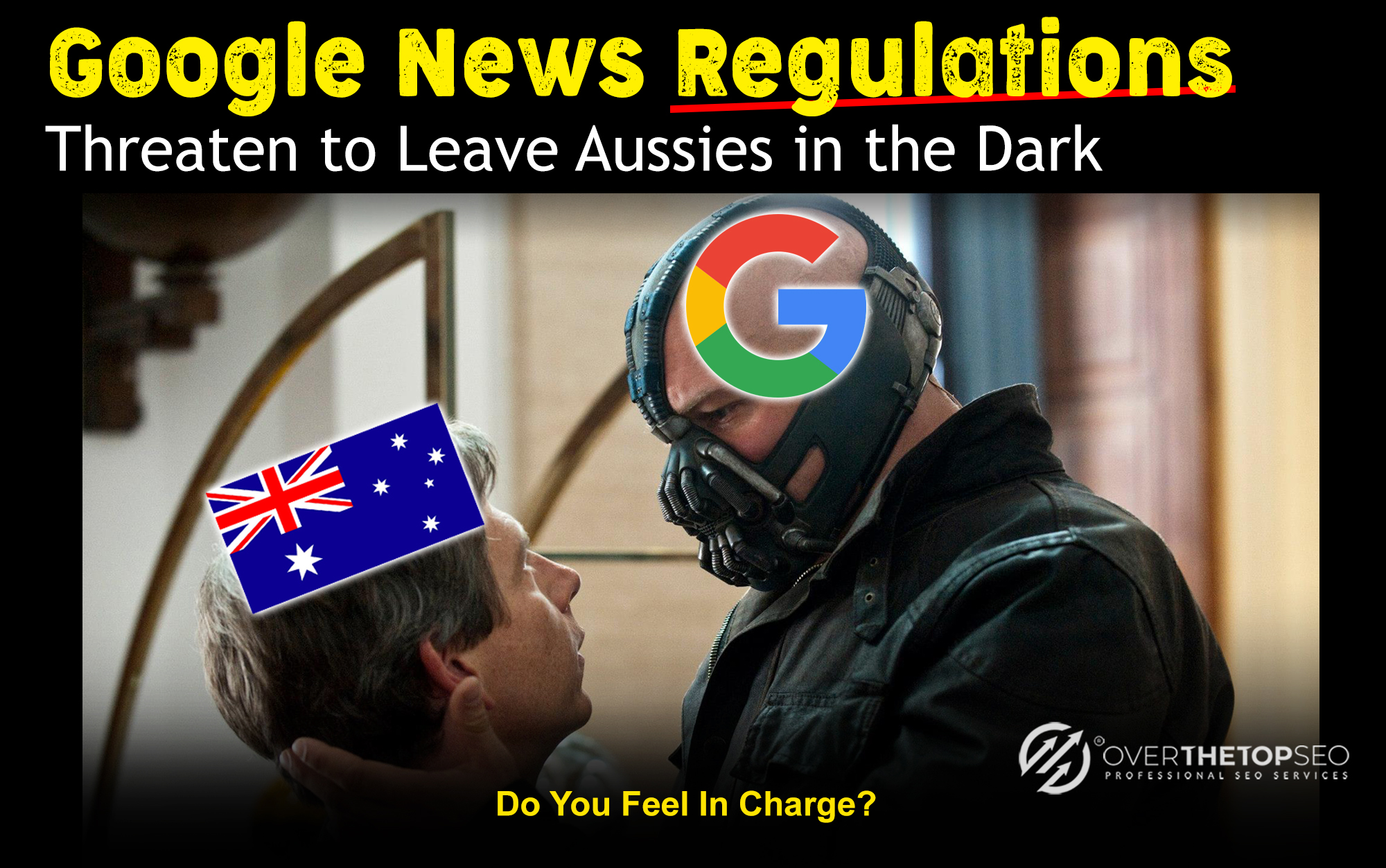 Google News Regulations Threaten to Leave Aussies in the Dark